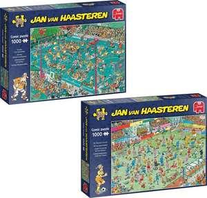 Jan van Haasteren voordeelbundel puzzels 2x 1000 stukjes