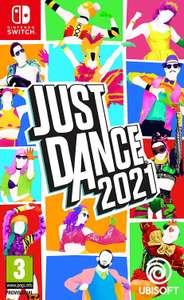 Just Dance 2021 (Nintendo Switch) @Bol