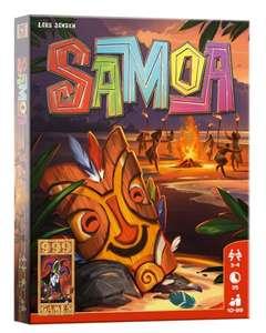 Bij besteding van 30 euro gratis het spel Samoa (twv 10,99) @999games.nl