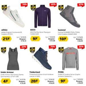Laatste maten sale: 300+ items tot 90+% korting [oa adidas / Asics / CK / PUMA]