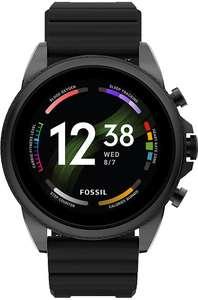 Fossil Gen 6 Zwart smartwatch