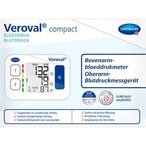 Veroval® BPU22 Compact bloeddrukmeter