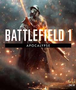 [gratis] Battlefield 1 Apocalypse DLC & Battlefield 4 Dragon's Teeth DLC (PC Origin)