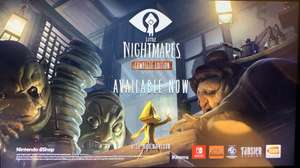 Little Nightmares™ Complete Edition [SWITCH]