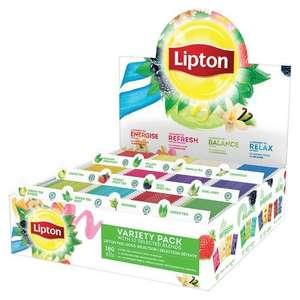 Lipton Feel Good Tea Variety Pack - 12x15 zakjes