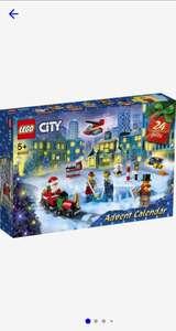 LEGO® City adventkalender (60303)