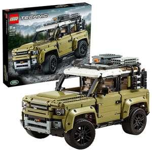 Lego landrover