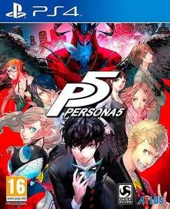 Persona 5 (standard edition) - PS4