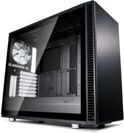 Fractal Design Define S2 Tempered Glass zwarte computerkast