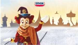 Win 4 tickets voor de Unox winter Efteling dag 16 januari 2022