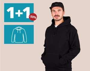 Hoodies: 2e halve prijs + sale tot -80% + €10 extra korting [vanaf €50]