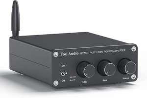 Fosi Audio BT20A - Bluetooth 5.0 Stereo Audio 2 Kanaals Versterker