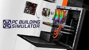 [Gratis] PC Building Simulator @ Epic Games Store vanaf 7 okt t/m 14 okt 17:00 uur