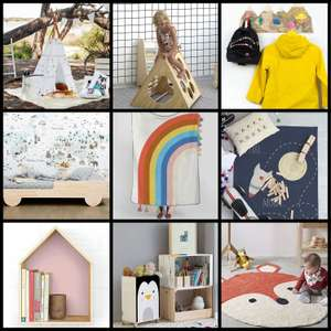 little nice things kids woonspullen / speelgoed 40-75% korting + gratis verzending