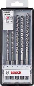 Bosch professional 5 delige SDS plus-7X hamerboren set