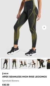 Legging Gymshark vrouwen