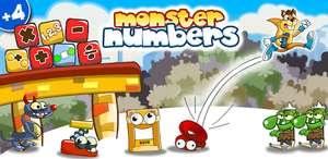 Monster Numbers gratis op Google Play en App Store (iOS)