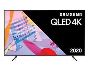 Samsung QE58Q60T Zwart (2020)