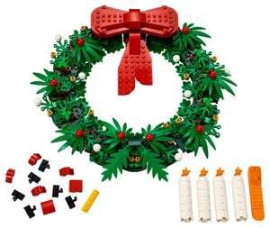 LEGO Seasonal 40426 Kerstkrans 2-in-1