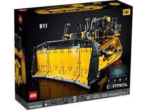 Intertoys - LEGO Technic Cat D11T Bulldozer 42131