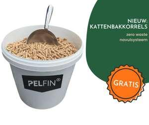 [lokaal] Haal op dierendag (maandag) een gratis emmer Kattenbakkorrels van hout op in Winsum