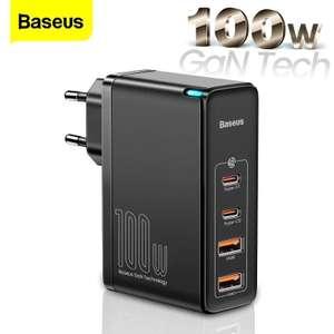 Baseus GaN2 pro 100W oplader
