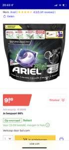Ariel Pods black 40 stuks