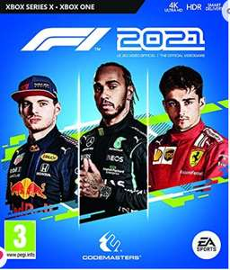 F1 2021 voor PS4 en Xbox