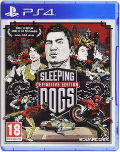 Sleeping Dogs Definitive Edition (PS4) @ Playstation Store