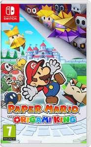 Paper Mario: the Origami King (Nintendo Switch) @Amazon