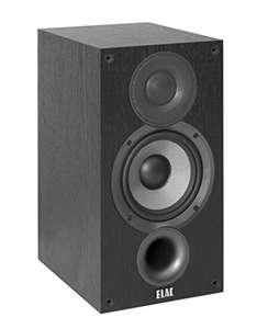 Elac Debut B5.2 Shelf Loudspeaker Black (PAIR)