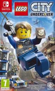LEGO City Undercover (Nintendo Switch) Amazon+Bol