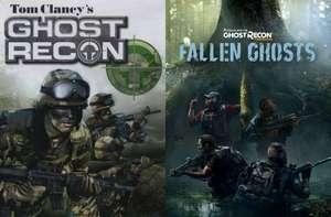 [GRATIS] Tom Clancy's Ghost Recon (2001) + Ghost Recon Wildlands: Fallen Ghost DLC @ Ubisoft Connect en Xbox vanaf 5 okt 19:00 uur