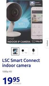 LSC Smart Connect indoor camera (1080p HD)