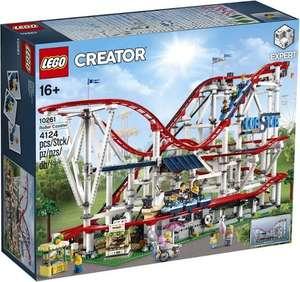Lego achtbaan - 10261