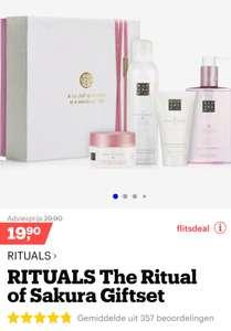 [FLITSDEAL] Rituals the ritual of sakura giftset