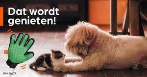 Gratis Zoetis Massagehandschoen voor je huisdier
