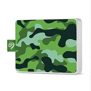 Seagate One Touch SSD - 500 GB - Special Edition 'Camo' (STJE500407)