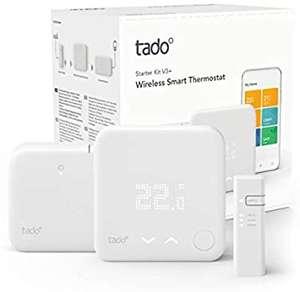 Tado Slimme Thermostaat V3+ starterkit (draadloze versie)
