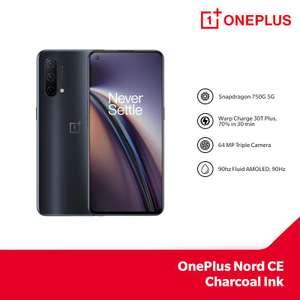 OnePlus Nord CE 5G 12GB/256GB voor €325 - verz. uit DU @ Gshopper