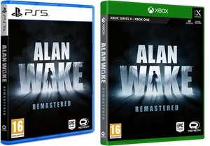 Alan Wake - Remastered voor Xbox Series S/X/One en PS5
