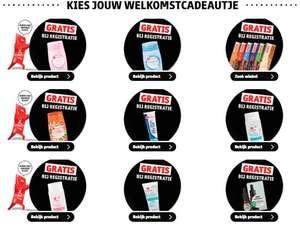 Gratis product (t.w.v. max €2,49) bij nieuw account - ook online mogelijk @ Kruidvat