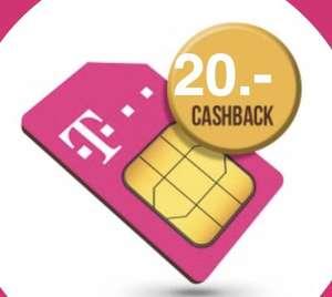 20 euro cashback bij Sim Only @ GSMWEB.nl
