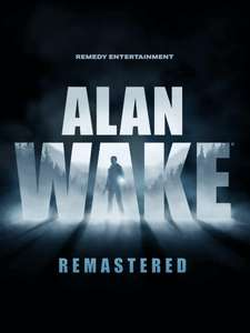 Alan Wake Remastered XBOX (Eneba)