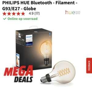 PHILIPS HUE Bluetooth - Filament - G93/E27 - Globe