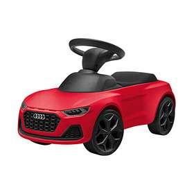 Stoere Audi loopauto