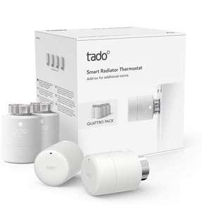 Tado thermostaatkranen 4 pack