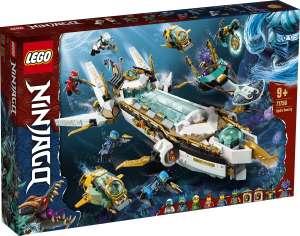 Lego Ninjago: Hydro Bounty - 71756 (laagste prijs ooit) @ Amazon.nl