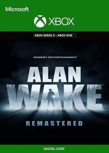 Alan Wake Remastered XBOX ARG