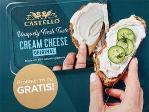 Gratis Castello cream cheese original @ Albert Heijn Online